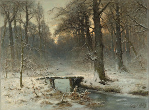 RIJKS: Louis Apol: painting 1875