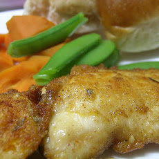 Crispy Batter-Fried Chicken