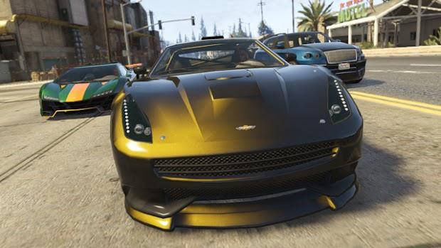 GTA Online High Life update coming next week