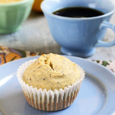 Gluten-Free Multigrain Lemon Poppy Seed Muffin