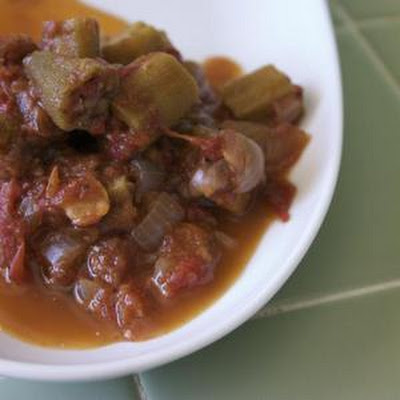 Meat & Okra Stew