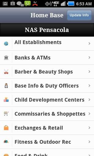 【免費書籍App】NAS Pensacola Directory-APP點子