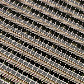 Apartments by Anita Berghoef - Buildings & Architecture Homes ( modern, students, building, window, the netherlands, apartment, windows, architecture, utrecht, homes, apartments )