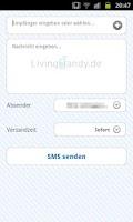 Screenshot of LH Free SMS