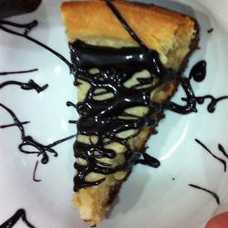 Chocolate Peanut Butter Cream Cheese Bars Recipe | Yummly