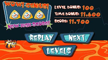 Screenshot of Maze Game Puppy Run