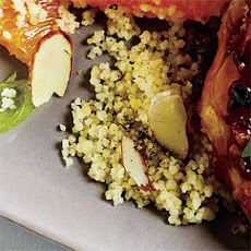 Citrus Couscous