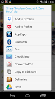 Screenshot of AppZapp - Top Apps & Sales