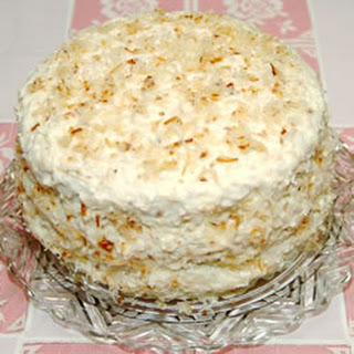 Rave Reviews Coconut Cake