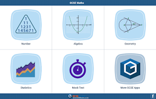 Screenshot of GCSE Maths Super Edition Lite