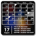 Calendar Widget: Month+Agenda APK for Blackberry