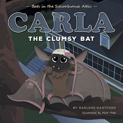 Carla the Clumsy Bat