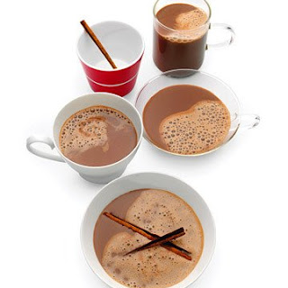 Hot Cocoa With Almond Milk Recipes