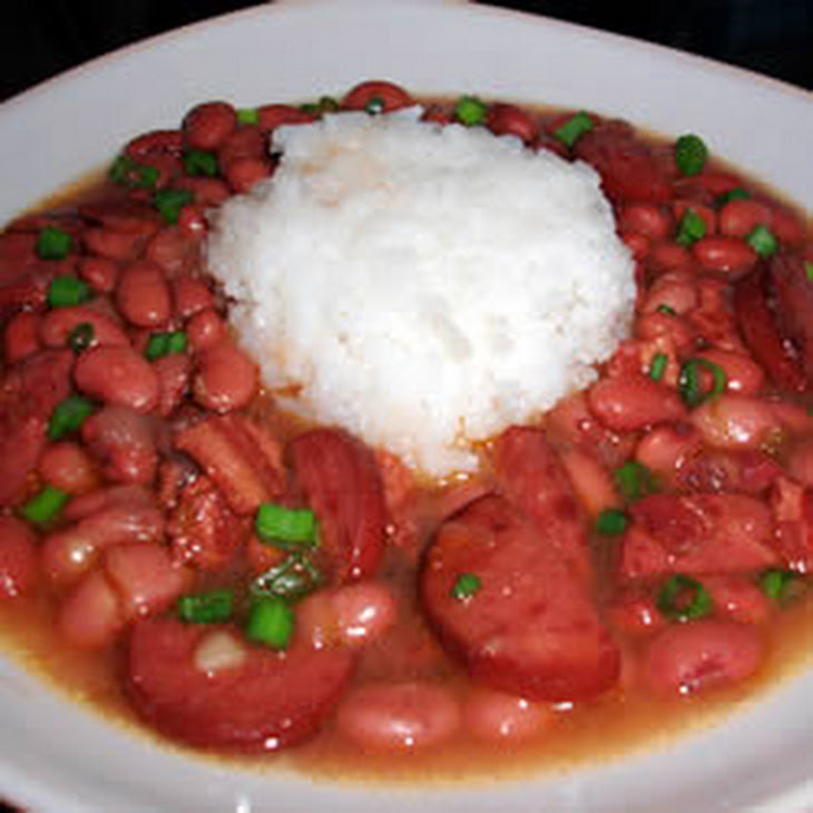 Cajun Red Beans And Rice Recipes — Dishmaps