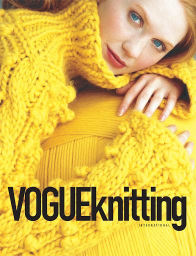 Vogue Knitting Magazine - screenshot