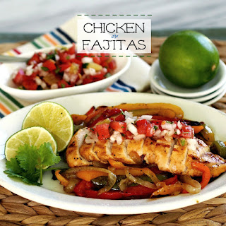 Chicken Shrimp Fajitas Recipes