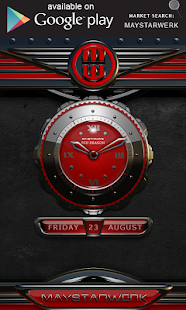 How to download dragon digital clock red lastet apk for android