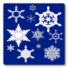 3D Snow Storm Live Wallpaper icon