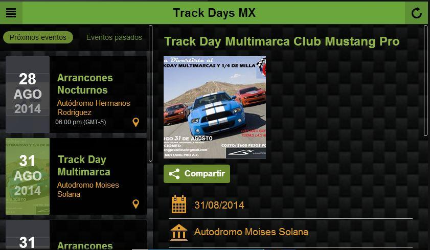 Track Days MX APK