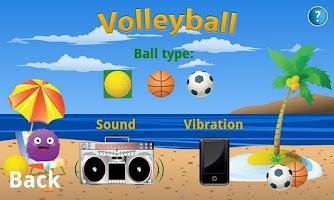 Screenshot of Volleyball Free