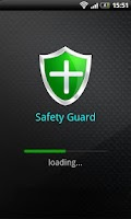 Screenshot of Safety Guard