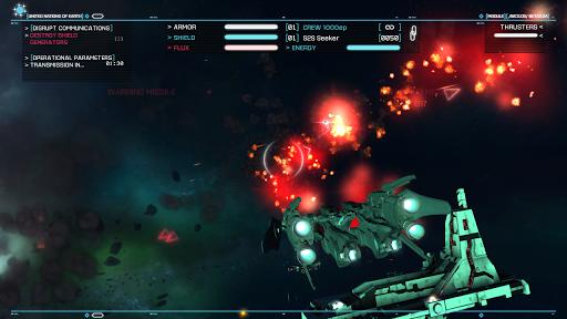 Strike Suit Zero - screenshot