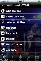 Screenshot of New Orleans LA