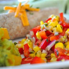 Southwestern Roasted Corn Salad
