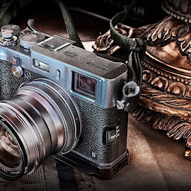 Fuji X100s by Ferdinand Ludo - Products & Objects Technology Objects ( x100s, mirrorless, fuji camera )