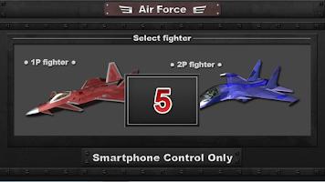 Screenshot of AirForce_Lite SamSung SmartTV