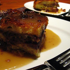 Sticky Toffee Bread & Butter Pudding