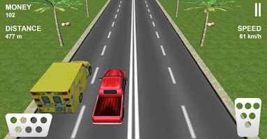 Screenshot of Car Racing 3D