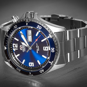 Orient Mako by Milan Z81 - Artistic Objects Technology Objects ( orient, watch, mako, wristwatch )