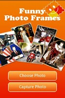 Screenshot of Funny Photo Frames