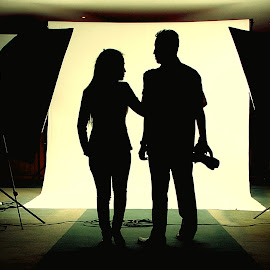 Love in Studio by Widianto Didiet - People Couples (  )