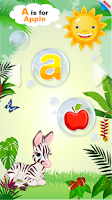 Screenshot of Preschool Learning Games Kids.