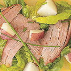 Ham-and-Potato Salad