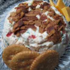 Bacon-Cheddar Cheese Ball