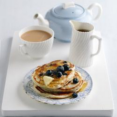 Chilean Blueberry Pancakes