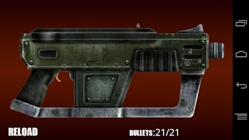 Screenshot of Fallout New Vegas Guns