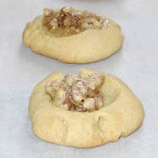 Pecan Filled Cookies