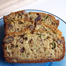 Cream Cheese Zucchini Bread (Loaf And/Or Muffins)