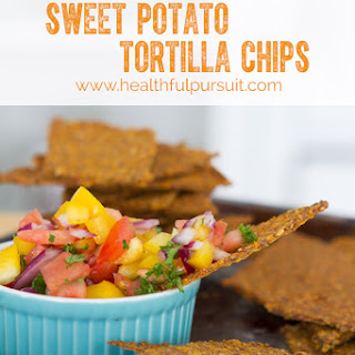 Sweet Potato Tortilla Chips Recipes