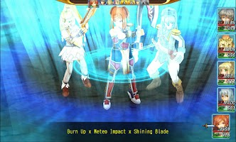 Screenshot of RPG Illusion of L'Phalcia