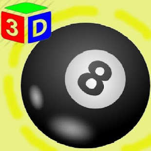 Magic Eight Ball 3D - screenshot