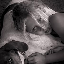 Friendship by Kristin Adams - Babies & Children Children Candids