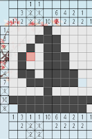 Screenshot of Japanese Crossword