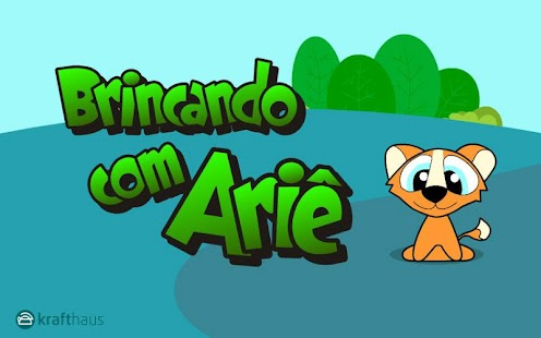 Brincando com Arie- screenshot