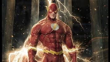 Screenshot of The Flash Wallpaper HD