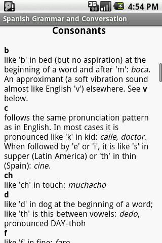 玩書籍App|Spanish Study Guide免費|APP試玩